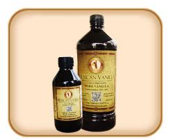 1 Liter (33.82 fl oz) DARK Mexican Vanilla