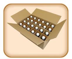 240 ml (8.11 fl oz) 24 Bottles DARK Mexican Vanilla (Free Shipping)