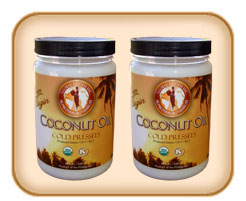 2 Pack - 28 oz Extra Virgin Coconut Oil