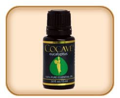 Cocave Eucalyptus 15 ml Rejuvenates Brain & Muscles