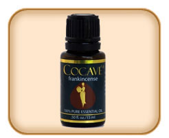 Cocave Frankincense 15 ml Calms Nerves & Muscles