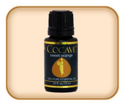 Cocave Sweet Orange 15 ml Energizes