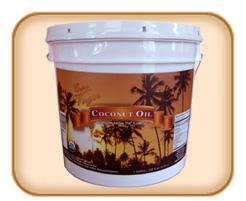 1 Gallon Extra Virgin Coconut Oil